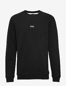 Weevo - basic sweatshirts - black