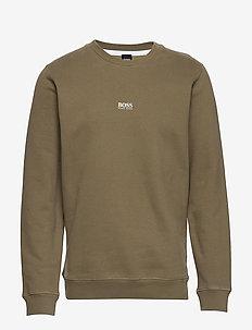 Weevo - basic sweatshirts - dark grey