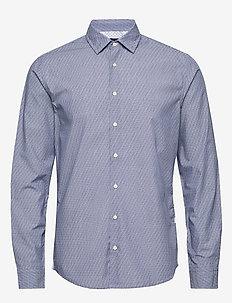 Mypop_2 - business skjorter - open blue