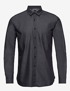Magneton_1 - basic skjorter - black