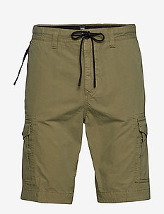 Sargo-Shorts2 - casual shorts - open green