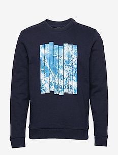 Woisch - sweatshirts - dark blue
