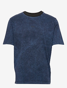 TWash - kortærmede t-shirts - dark blue