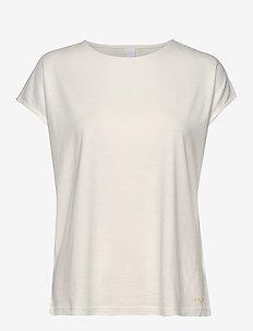 Tesarah - t-shirts - open white