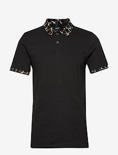 Pixl - kortærmede - black
