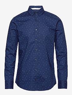 Mabsoot - business skjorter - dark blue