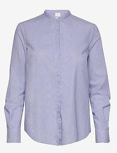 Efelize_17 - langærmede skjorter - dark blue