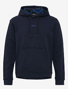 WKapok - basic sweatshirts - dark blue