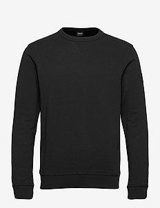 Walkup 1 - basic sweatshirts - black