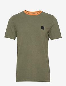 TNeo - basic t-shirts - open green