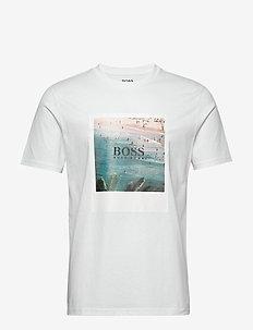 TSummer 4 - kortærmede t-shirts - natural