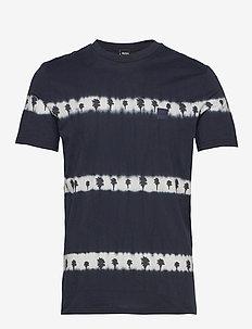 Tedye - kortærmede t-shirts - dark blue