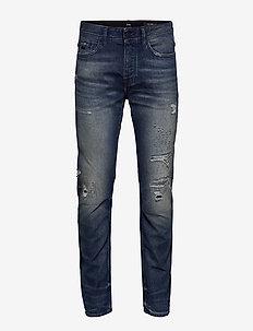 Taber BC - slim jeans - medium blue