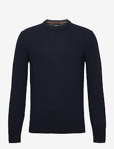 Kontreal - basic strik - dark blue