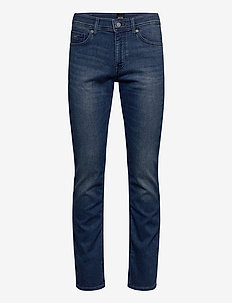 Delaware BC-L-P - slim jeans - bright blue