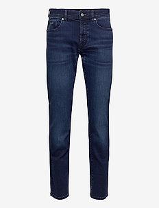 Maine BC-L-P - slim jeans - navy