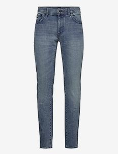 Maine BC-L-P - slim jeans - bright blue