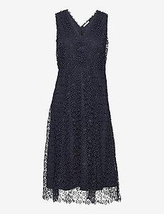 Demalda - korte kjoler - open blue