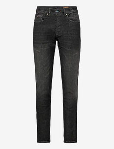 Taber BC-P - tapered jeans - dark grey