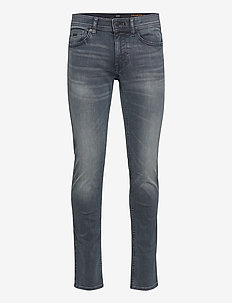 Delaware BC-L-P - slim jeans - charcoal