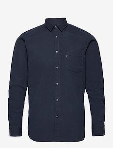 Magneton_1 - basic skjorter - dark blue