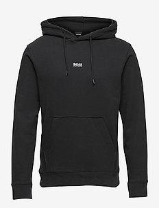Weedo 2 - basic sweatshirts - black