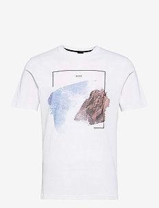 TNoah 4 - kortærmede t-shirts - white