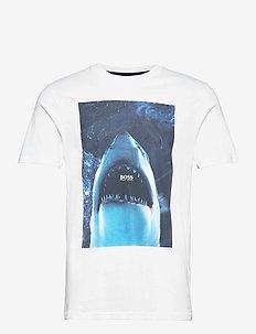 TNoah 1 - kortærmede t-shirts - white