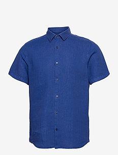Rash - basic skjortor - medium blue