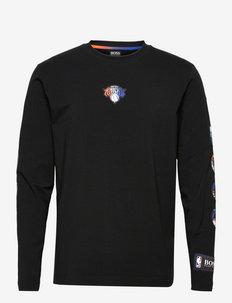 BOSS x NBA ThreeSixty - t-shirts à manches longues - black