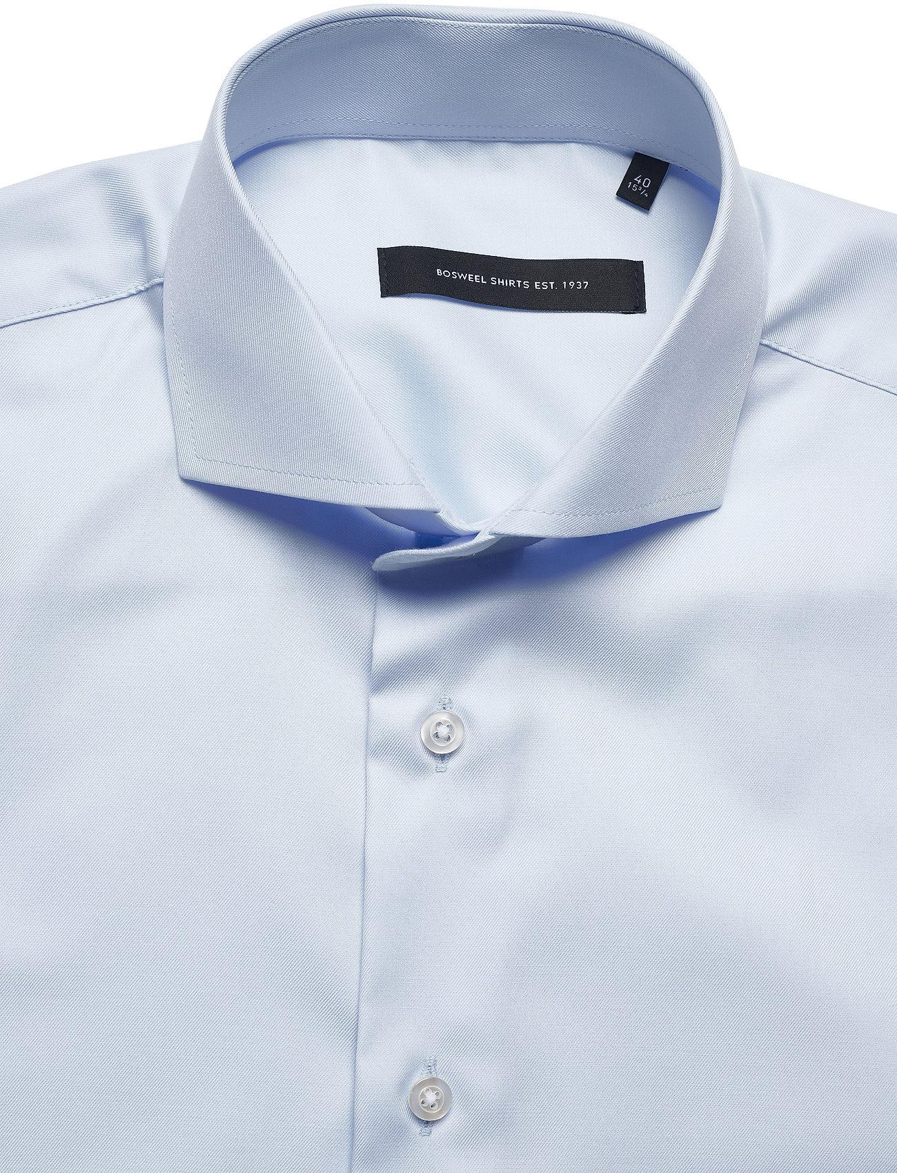 Bosweel Heavy twill - Skjorter BLUE - Menn Klær