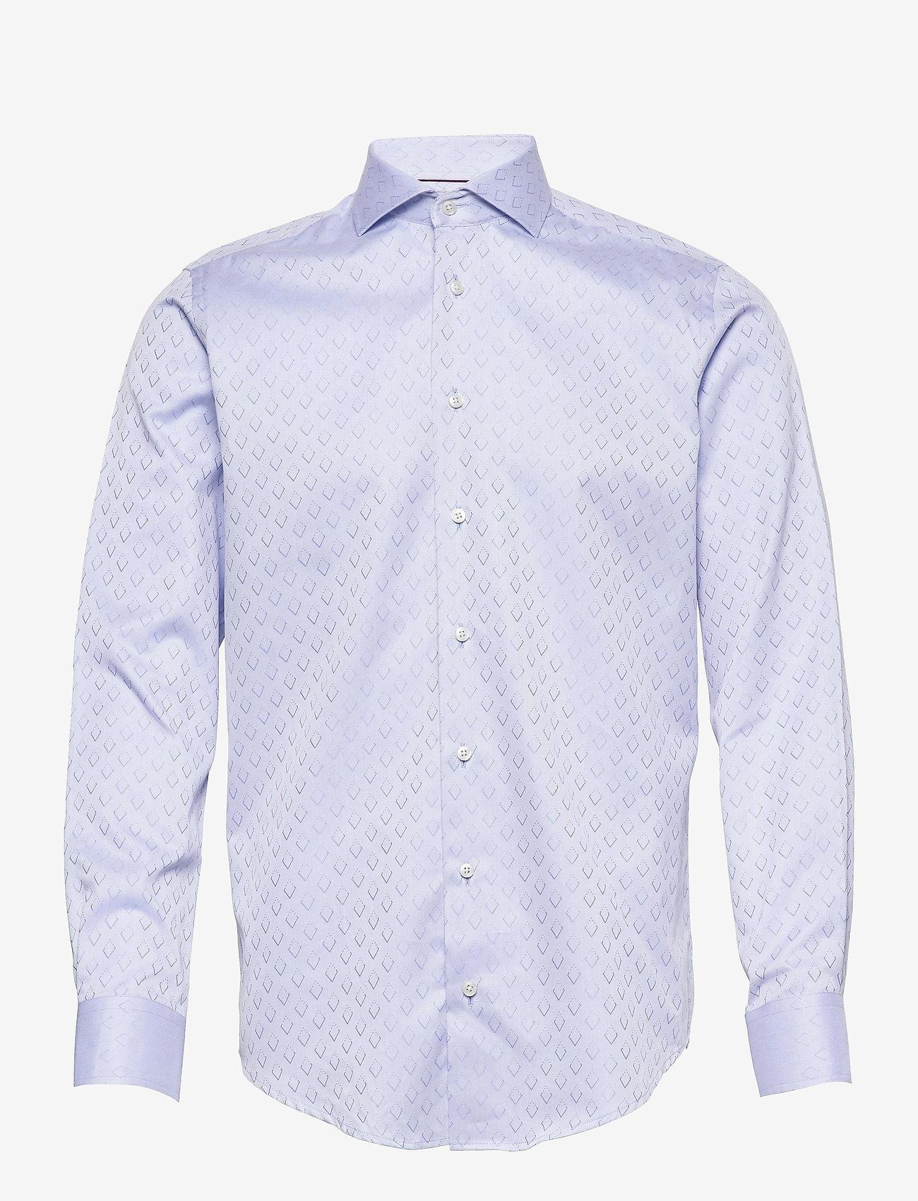 Bosweel Shirts Est. 1937 - Slim fit - chemises d'affaires - light blue - 0