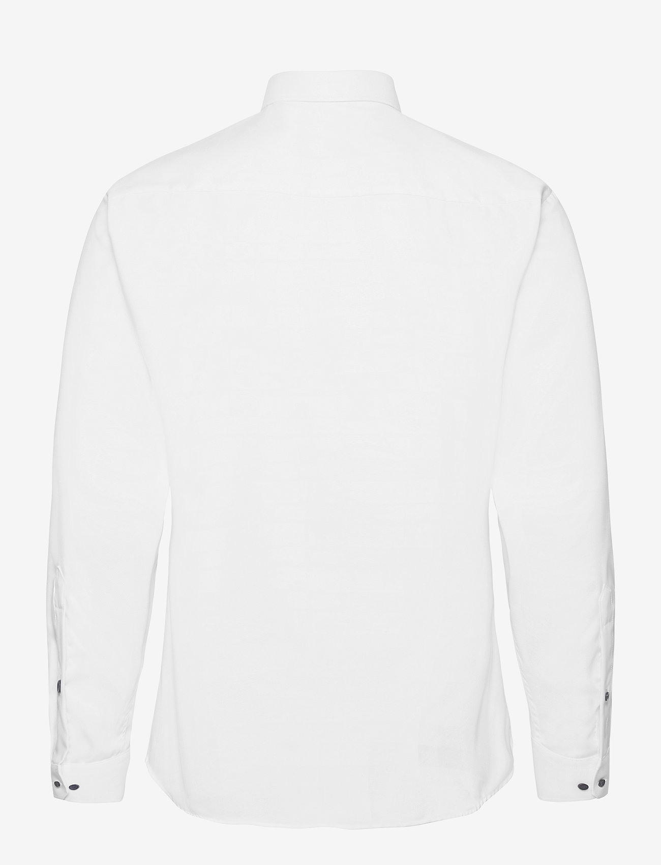 Bosweel Shirts Est. 1937 - White Structure with contrast - chemises d'affaires - white - 1