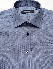 Bosweel Shirts Est. 1937 - Woven dots - chemises d'affaires - dark blue - 2