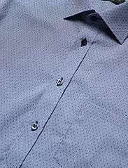 Bosweel Shirts Est. 1937 - Woven dots - chemises d'affaires - dark blue - 3