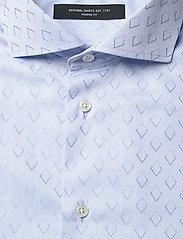 Bosweel Shirts Est. 1937 - Modern fit - chemises décontractées - light blue - 2