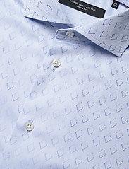 Bosweel Shirts Est. 1937 - Modern fit - chemises décontractées - light blue - 3