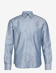 Short cut - chemises basiques - blue