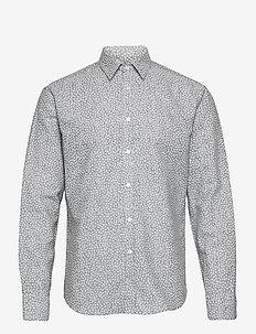 Short cut - chemises de lin - beige