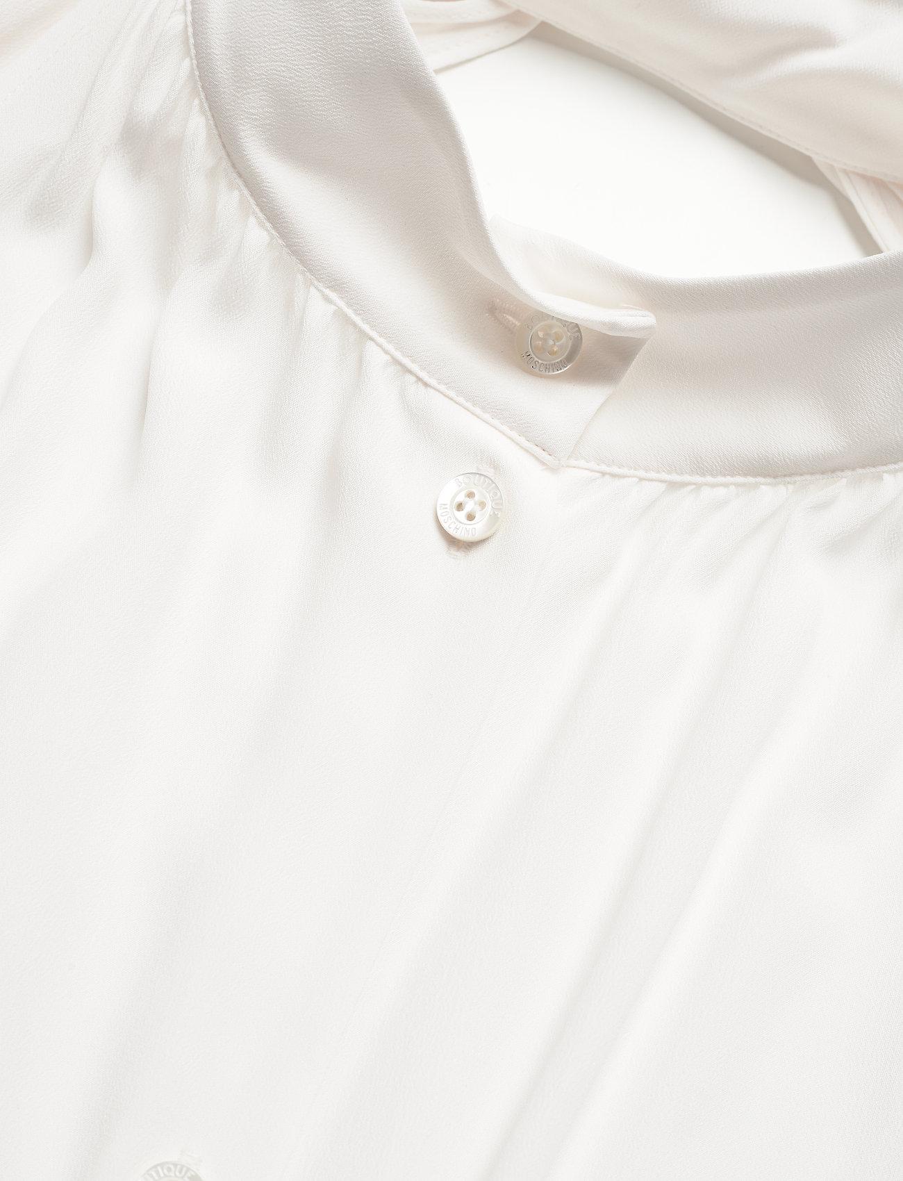 Boutique Moschino - Boutique Moschino BLOUSE - Ærmeløse bluser - white - 2