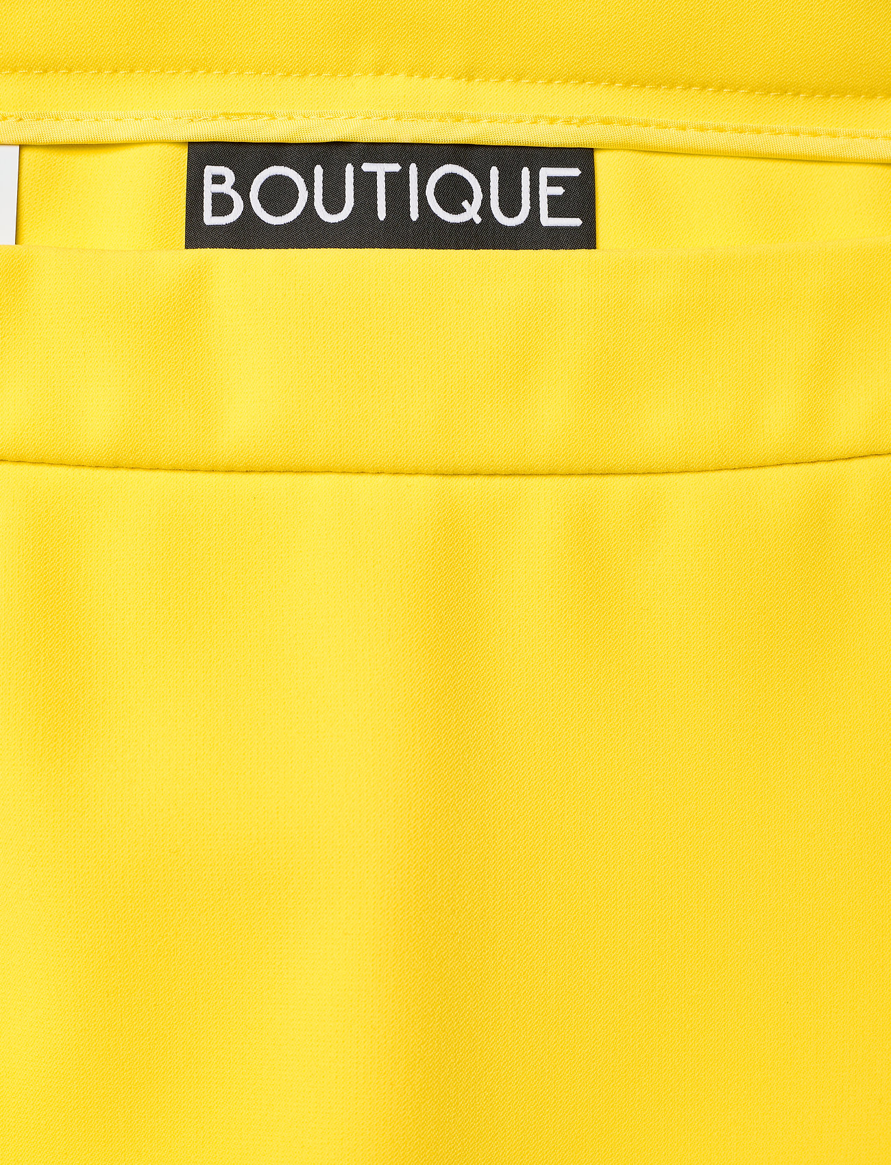 Boutique Moschino - Boutique Moschino TROUSERS - casual shorts - yellow - 2