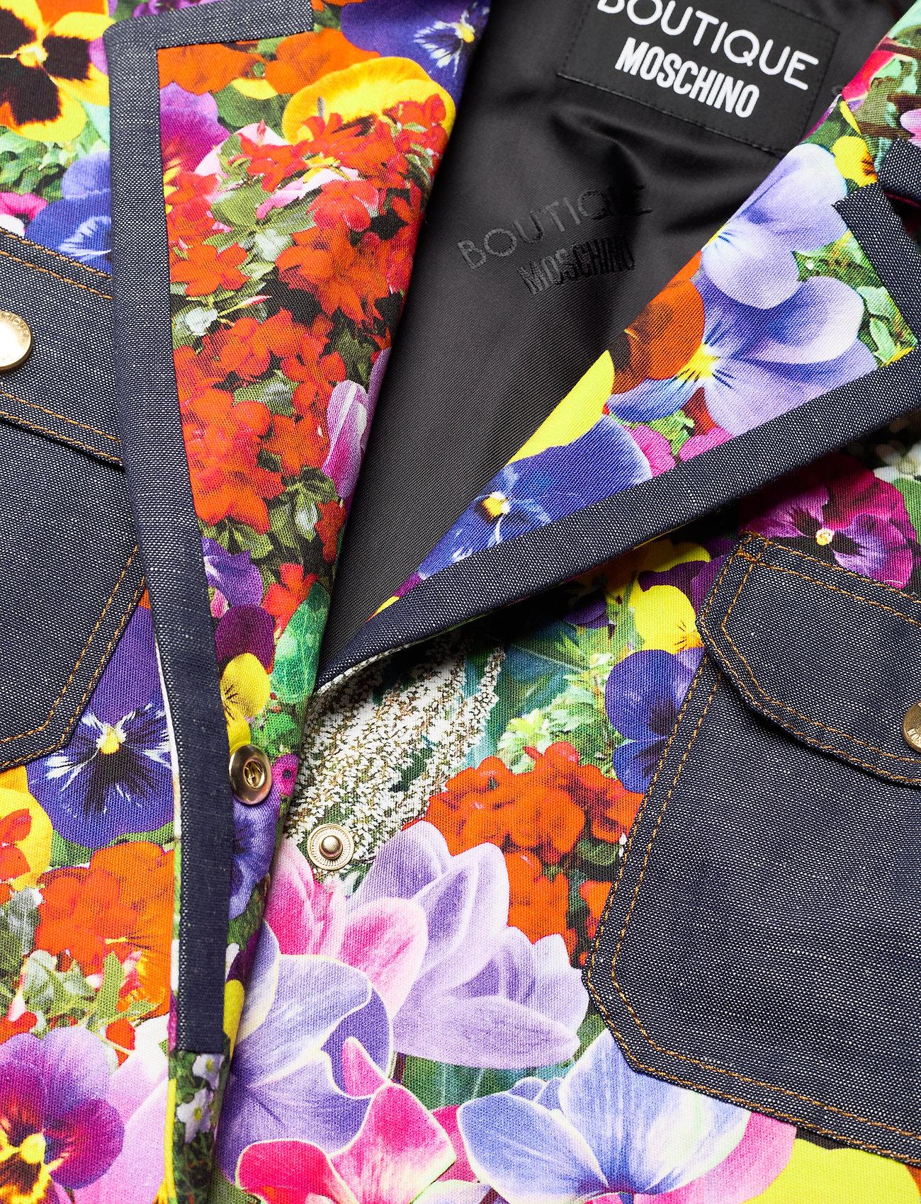 Boutique Moschino - BLUMEN JACKET - casual blazere - fantasy print - 2