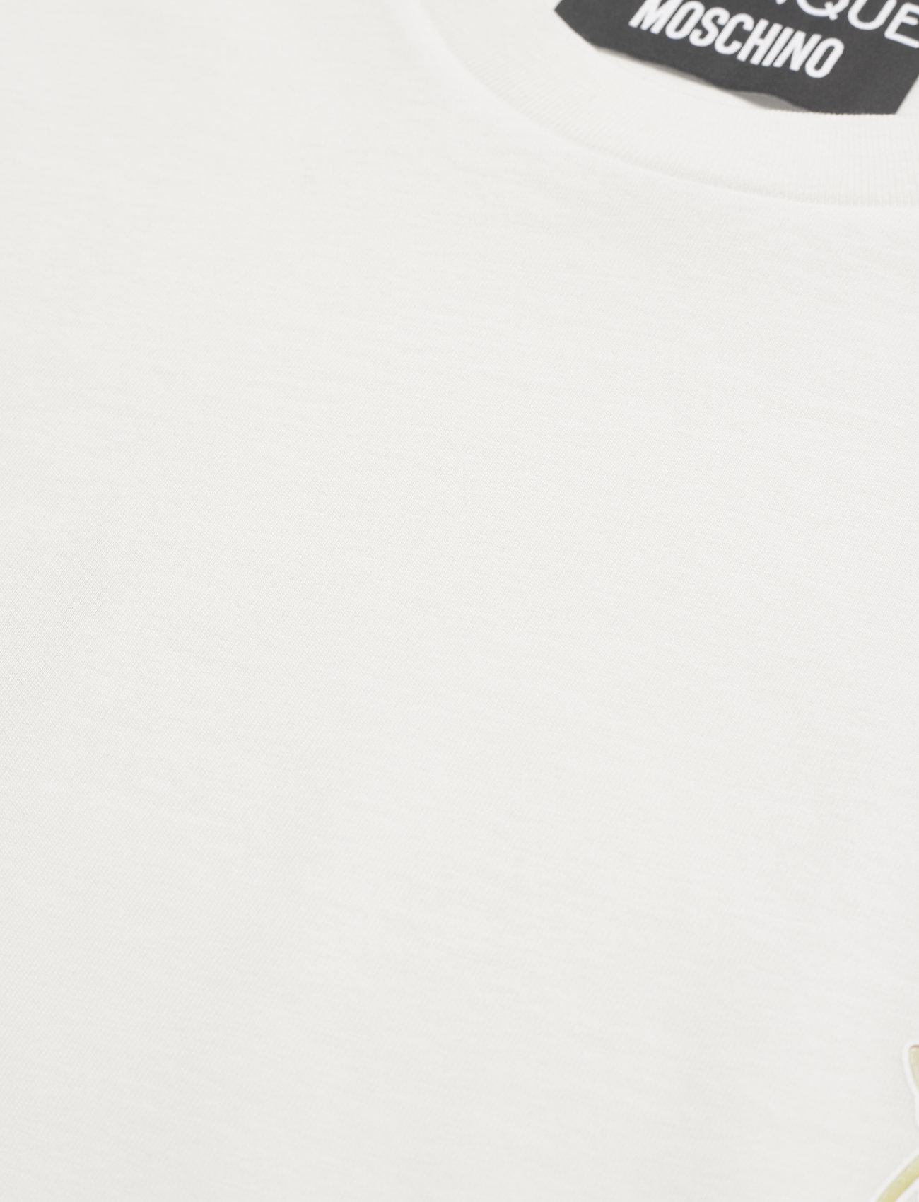 Boutique Moschino - BOTANIC T-SHIRT - t-shirts - white fantasy print - 2