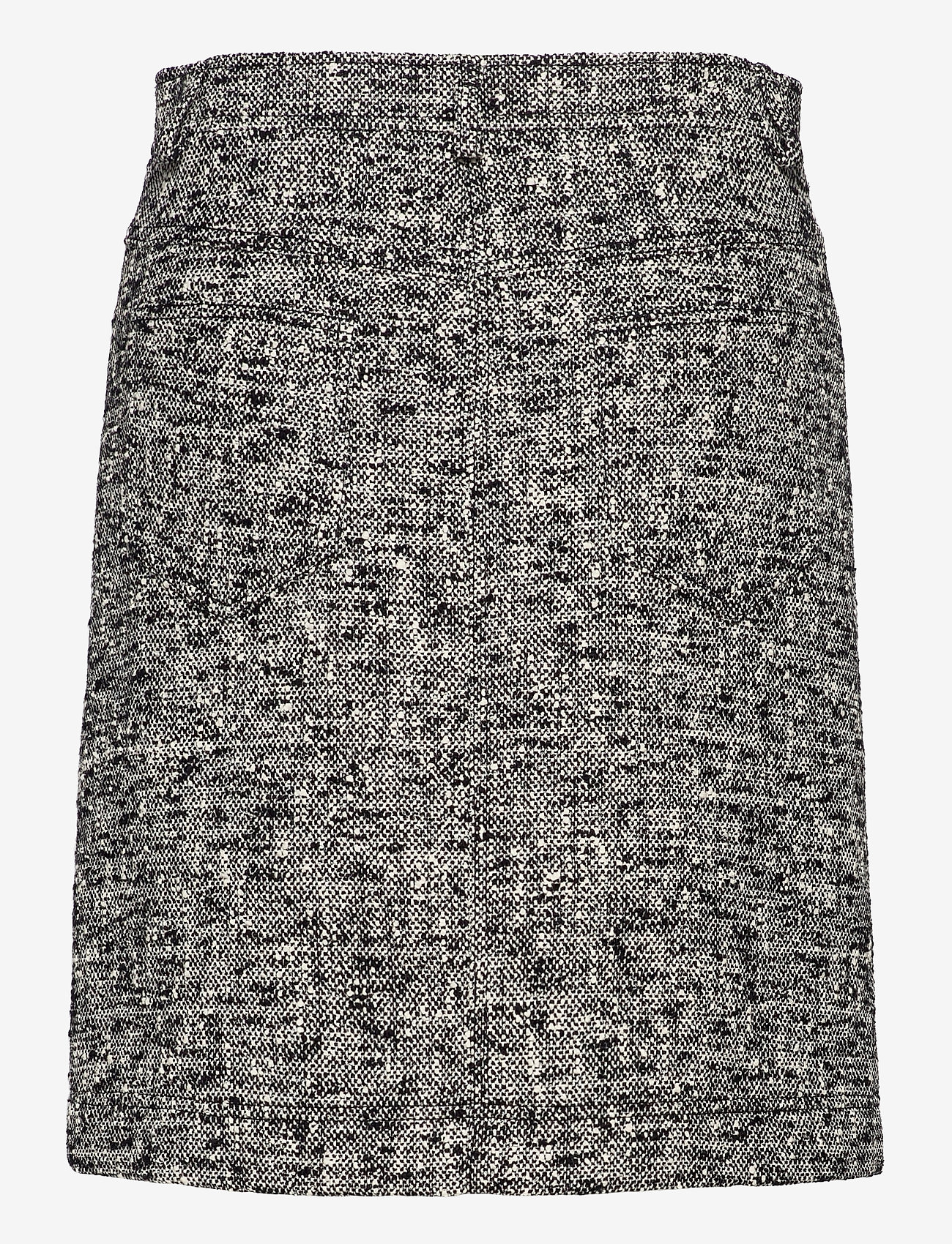 Boutique Moschino - Boutique Moschino SKIRT - midinederdele - black fantasy print - 1