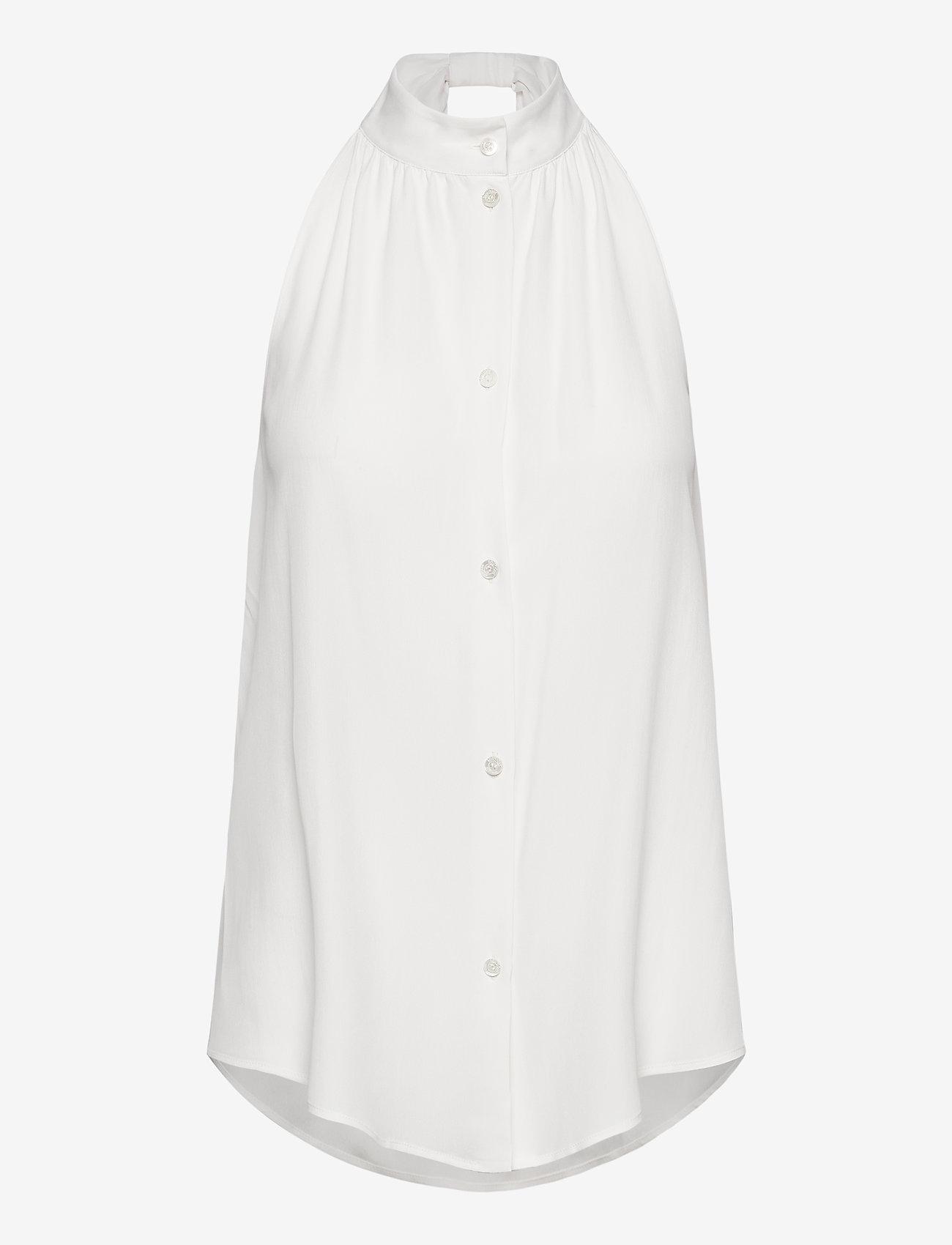 Boutique Moschino - Boutique Moschino BLOUSE - Ærmeløse bluser - white - 0