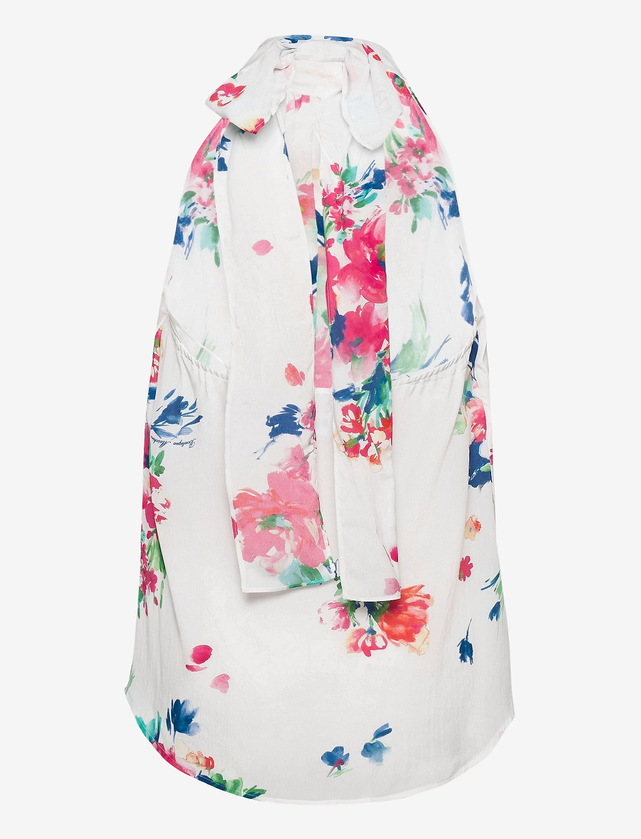 Boutique Moschino - Boutique Moschino BLOUSE - Ærmeløse bluser - white fantasy print - 1
