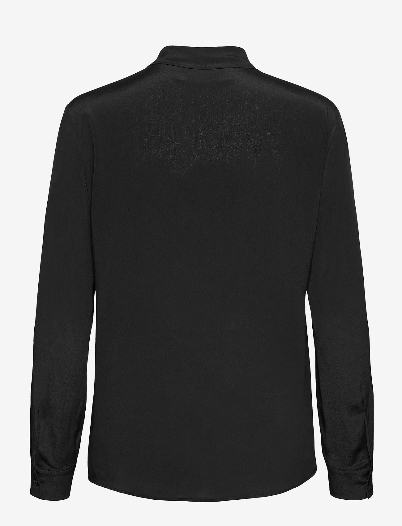 Boutique Moschino - Boutique Moschino BLOUSE - langærmede bluser - black - 1