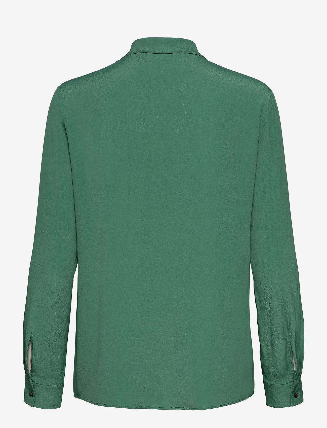 Boutique Moschino - Boutique Moschino BLOUSE - langærmede bluser - green - 1