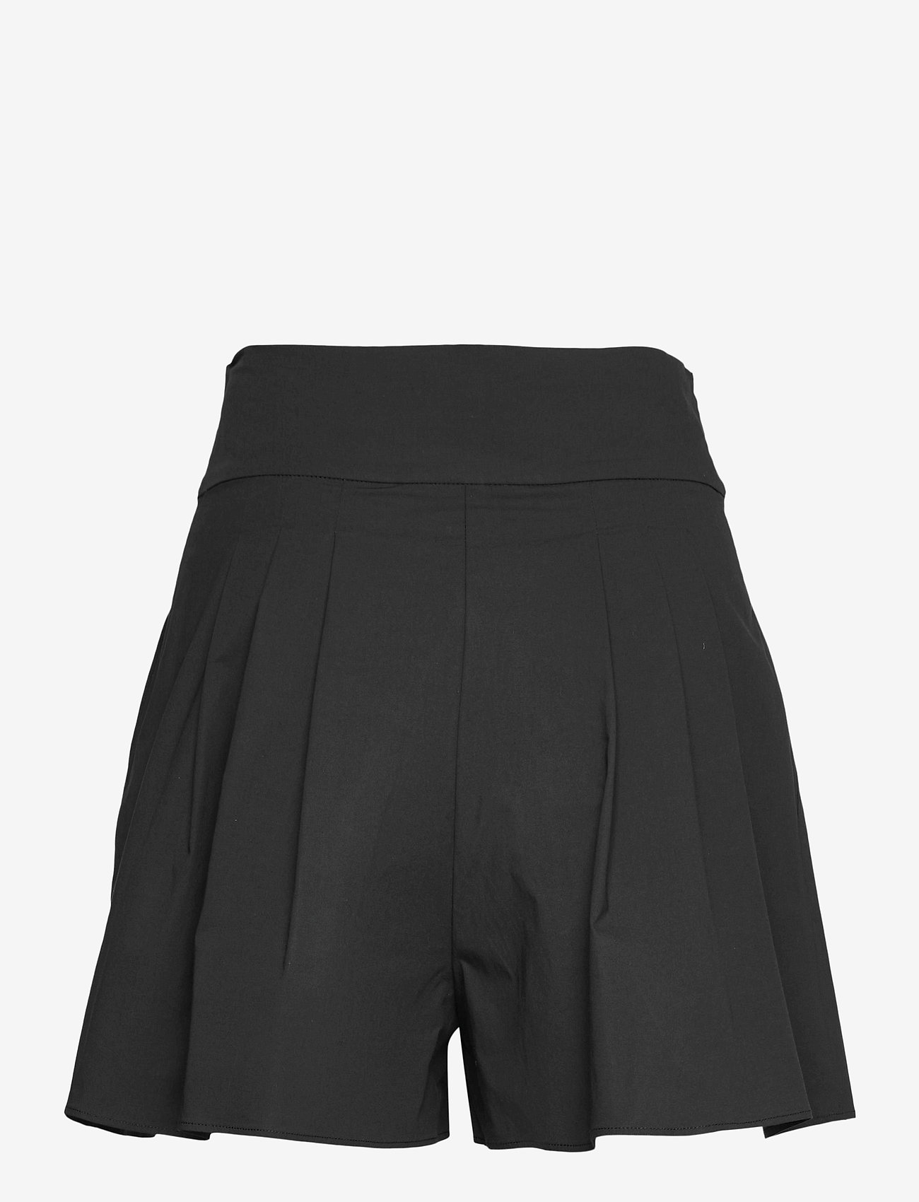 Boutique Moschino - Boutique Moschino SHORTS - paper bag shorts - black - 1