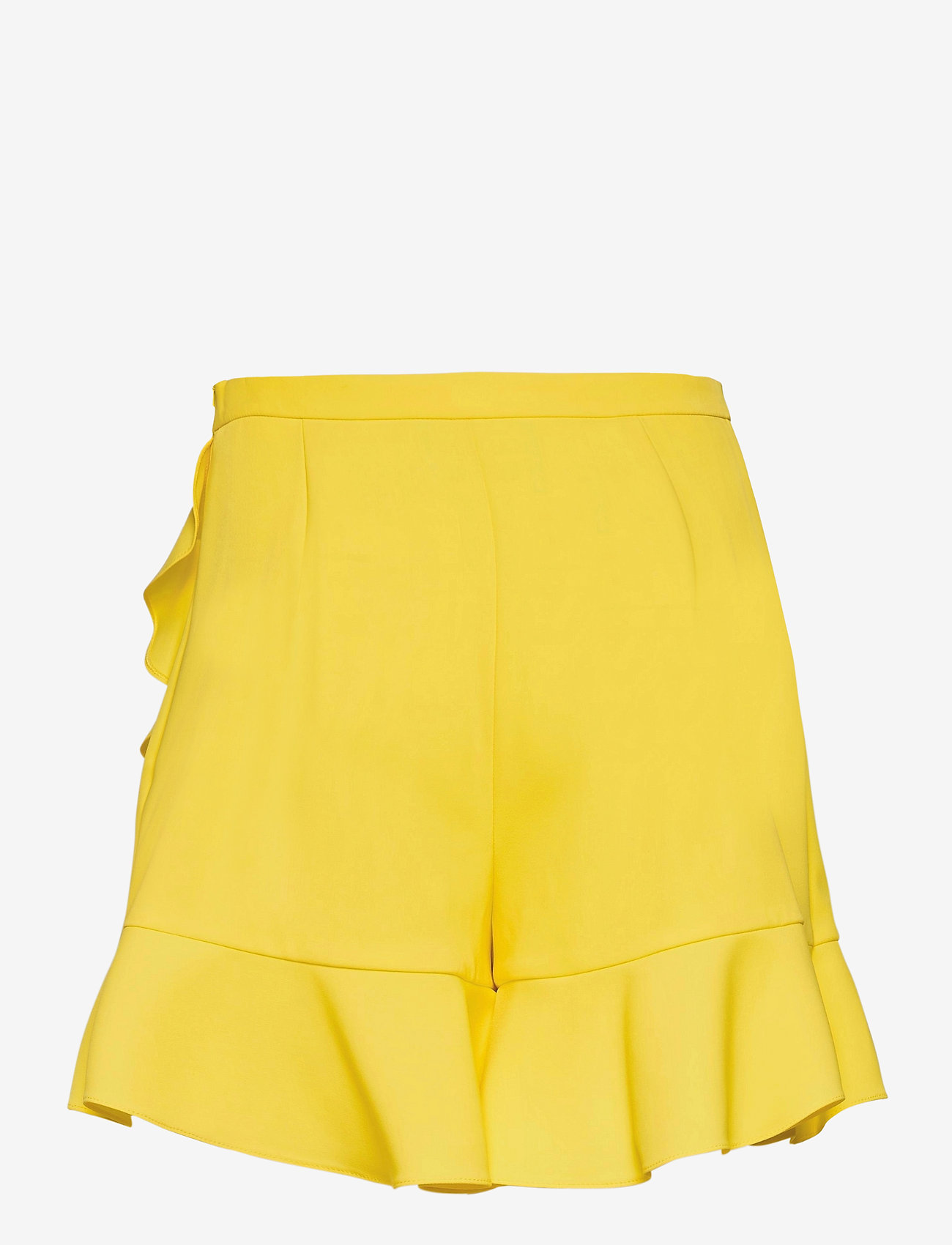 Boutique Moschino - Boutique Moschino TROUSERS - casual shorts - yellow - 1